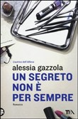 Copertina dell'audiolibro Un segreto non è per sempre di GAZZOLA, Alessia
