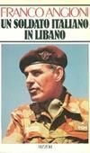Copertina dell'audiolibro Un soldato italiano in Libano di ANGIONI, Franco