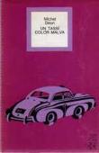 Copertina dell'audiolibro Un tassì color malva di DÈON, Michel