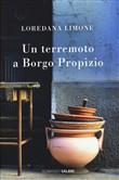Copertina dell'audiolibro Un terremoto a Borgo Propizio