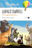 Copertina dell'audiolibro Un viaggio fantastico di DURRELL, Gerald
