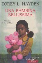 Copertina dell'audiolibro Una bambina bellissima di HAYDEN, Torey L.