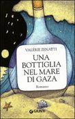 Copertina dell'audiolibro Una bottiglia nel mare di Gaza di ZENATTI, Valerie