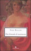 Copertina dell'audiolibro Una domanda di matrimonio di BELLOW, Saul
