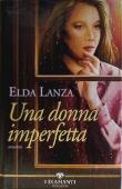Copertina dell'audiolibro Una donna imperfetta di LANZA, Elda