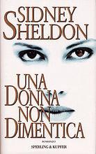 Copertina dell'audiolibro Una donna non dimentica di SHELDON, Sidney