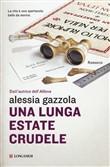 Copertina dell'audiolibro Una lunga estate crudele di GAZZOLA, Alessia