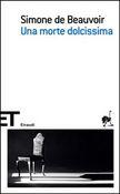 Copertina dell'audiolibro Una morte dolcissima di BEAUVOIR, Simone de
