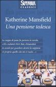 Copertina dell'audiolibro Una pensione tedesca di MANSFIELD, Katherine