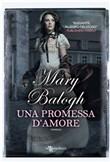 Copertina dell'audiolibro Una promessa d'amore di BALOGH, Mary