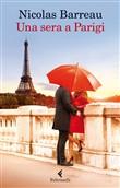 Copertina dell'audiolibro Una sera a Parigi di BARREAU, Nicolas