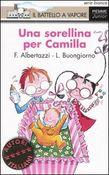 Copertina dell'audiolibro Una sorellina per Camilla di ALBERTAZZI, F. - BUONGIORNO, L.