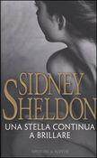 Copertina dell'audiolibro Una stella continua a brillare di SHELDON, Sidney