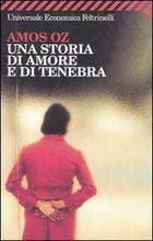 Copertina dell'audiolibro Una storia di amore e di tenebra di OZ, Amos