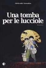 Copertina dell'audiolibro Una tomba per le lucciole di NOSAKA, Akiyuki