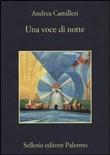 Copertina dell'audiolibro Una voce di notte di CAMILLERI, Andrea