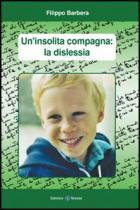 Copertina dell'audiolibro Un'insolita compagna: la dislessia di BARBERA, Filippo