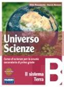 Copertina dell'audiolibro Universo scienze B