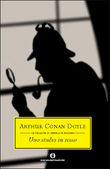 Copertina dell'audiolibro Uno studio in rosso di DOYLE, Arthur Conan, sir