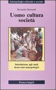 Copertina dell'audiolibro Uomo cultura società