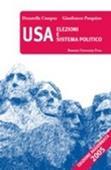 Copertina dell'audiolibro USA: elezioni e sistema politico di CAMPUS, Donatella - PASQUINO, Gianfranco