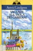 Copertina dell'audiolibro Vacanze all'isola dei gabbiani di LINDGREN, Astrid