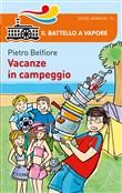 Copertina dell'audiolibro Vacanze in campeggio di BELFIORE, Pietro