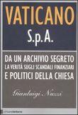 Copertina dell'audiolibro Vaticano S.p.A. di NUZZI, Gianluigi