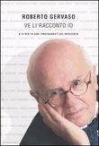 Copertina dell'audiolibro Ve li racconto io di GERVASO, Roberto