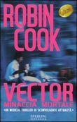 Copertina dell'audiolibro Vector di COOK, Robin