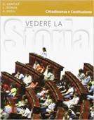 Copertina dell'audiolibro Vedere la storia: Cittadinanza e Costituzione di GENTILE, G. - RONGA, L. - ROSSI, A.