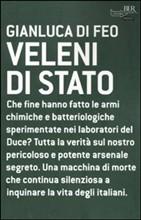 Copertina dell'audiolibro Veleni di Stato di DI FEO, Gianluca