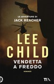 Copertina dell'audiolibro Vendetta a freddo di CHILD, Lee