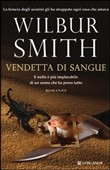 Copertina dell'audiolibro Vendetta di sangue di SMITH, Wilbur