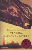Copertina dell'audiolibro Venezia, passione e potere