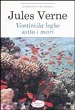 Copertina dell'audiolibro Ventimila leghe sotto i mari – ed. ragazzi