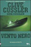 Copertina dell'audiolibro Vento nero di CUSSLER, Clive - CUSSLER Dirk