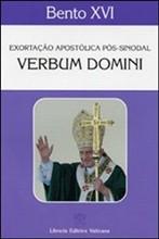 Copertina dell'audiolibro Verbum Domini. Esortazione apostolica postsinodale di BENEDETTO XVI (Joseph Ratzinger)