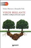 Copertina dell'audiolibro Verde Brillante: Sensibilità e intelligenza del mondo vegetale di MANCUSO, Stefano - VIOLA, Alessandra