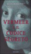 Copertina dell'audiolibro Vermeer e il codice segreto di BALLIETT, Blue
