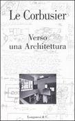Copertina dell'audiolibro Verso una Architettura di LE CORBUSIER