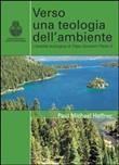 Copertina dell'audiolibro Verso una teologia dell'ambiente
