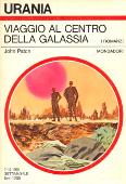 Copertina dell'audiolibro Viaggio al centro della galassia di PATON, John