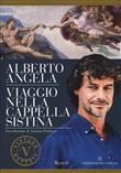Copertina dell'audiolibro Viaggio nella Cappella Sistina di ANGELA, Alberto