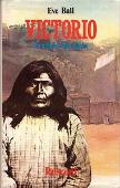 Copertina dell'audiolibro Victorio un grande capo Apache di BALL, Eve