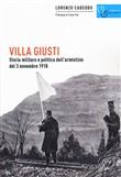 Copertina dell'audiolibro Villa Giusti di CADEDDU, Lorenzo