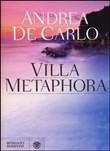 Copertina dell'audiolibro Villa Metaphora