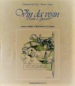 Copertina dell'audiolibro Vin da vesin (dialetto feltrino)