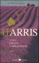 Copertina dell'audiolibro Vino, patate e mele rosse di HARRIS, Joanne