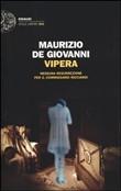 Copertina dell'audiolibro Vipera: nessuna resurrezione per il commissario Ricciardi